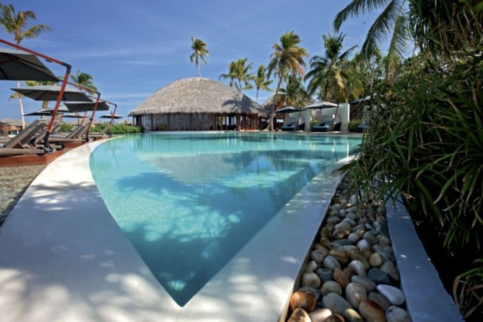 Hôtel Constance Halaveli Resort Male Maldives