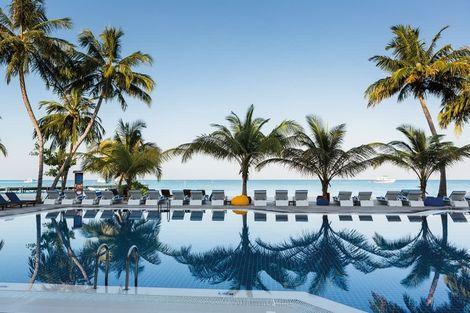 Maldives-Male, Hôtel Meeru Island Resort & Spa 5*