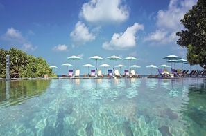 Maldives-Male, Hôtel OBLU by Atmosphere at Helengeli 4*