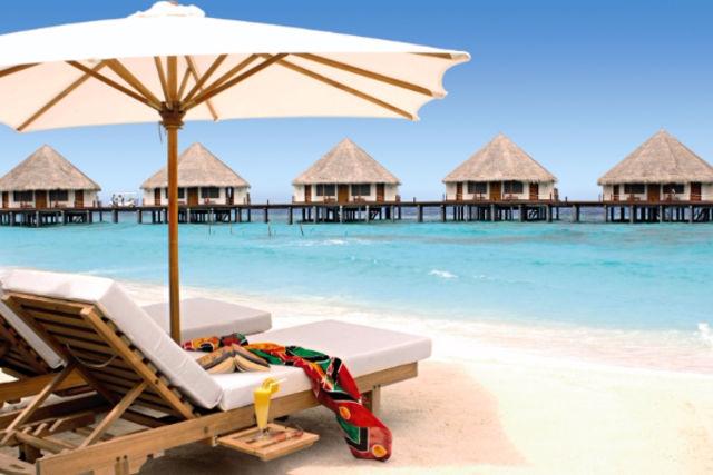 Maldives : Hôtel Adaaran Select Meedhupparu Resort