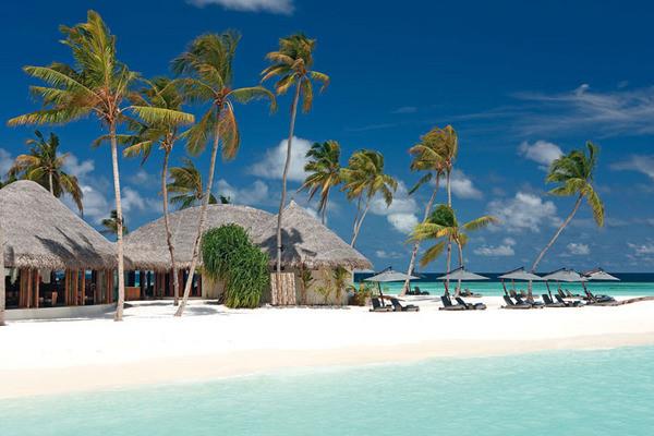 plage - Constance Halaveli Resort Hôtel Constance Halaveli Resort5* Male Maldives