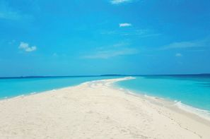 Maldives-Male, Hôtel Dhigali 5*