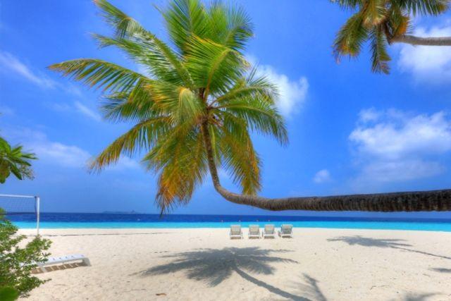 Maldives : Hôtel Fihalhohi Resort