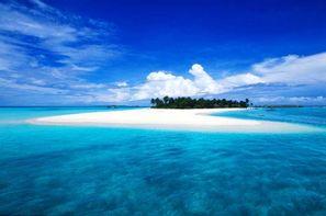 Maldives-Male, Hôtel Kanuhura Maldives luxe 5*