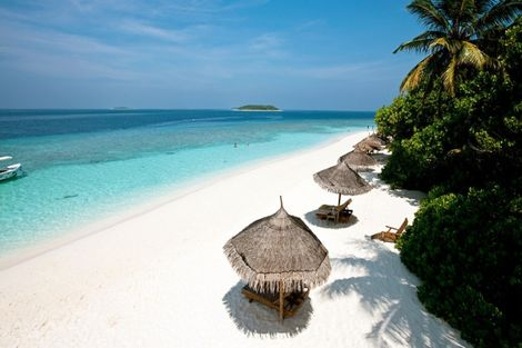 Maldives-Male, Hôtel Reethi Beach Resort 4*