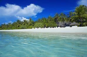 Maldives-Male, Hôtel Rihiveli 3* 3*