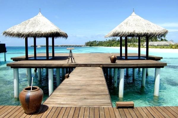 Terrasse - Coco Palm Bodu Hithi Hôtel Coco Palm Bodu Hithi5* Male Maldives