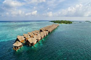 Maldives-Male, Hôtel Adaaran Select Hudhuranfushi 4*