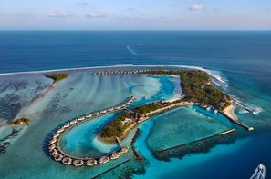 Maldives-Male, Hôtel Cinnamon Dhonveli Maldives 4*
