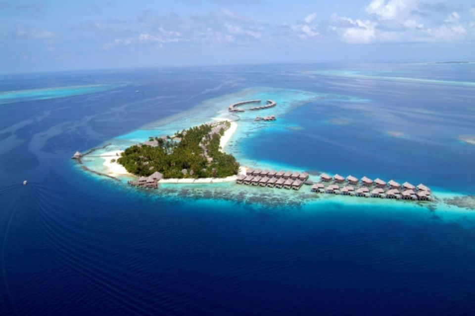 Hôtel Coco Palm Bodu Hithi Male Maldives