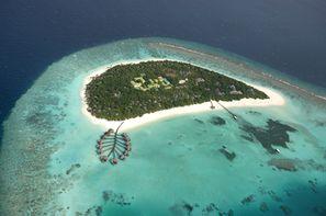 Maldives-Male, Hôtel Coco Palm Dhuni Kolhu 4*