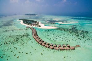 Maldives-Male, Hôtel Cocoon 5*
