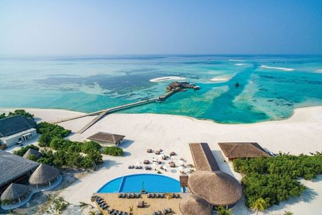 Maldives-Male, Hôtel Cocoon 5*
