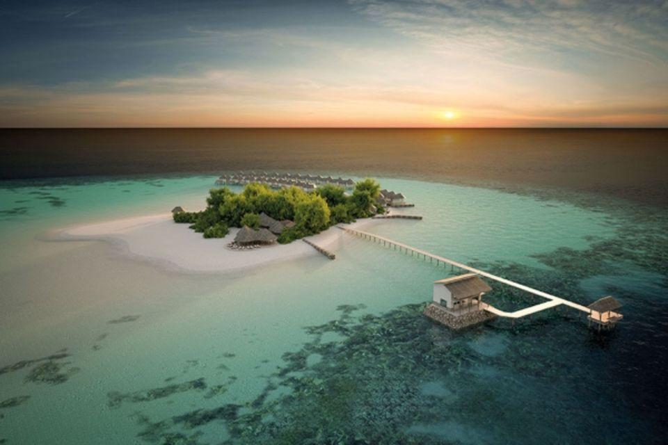 Hôtel Drift Thelu Veliga Retreat Male Maldives
