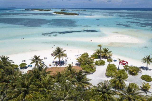 Maldives : Hôtel Fun Island Resort & Spa