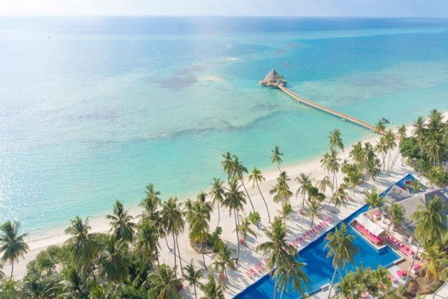 Maldives : Hôtel Kandima Maldives
