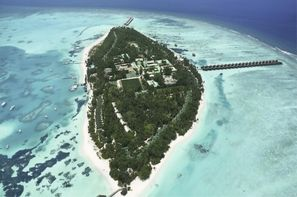 Maldives-Male, Hôtel Meeru Island Resort & Spa 4*