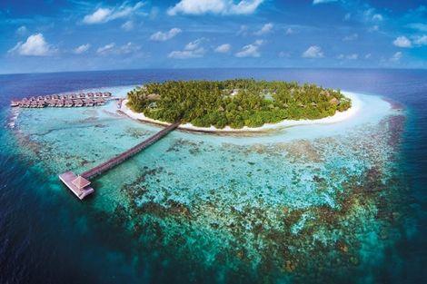 Maldives Male, Hôtel Outrigger Konotta Maldives Resort 5*