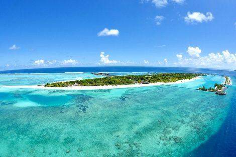 Maldives-Male, Hôtel Paradise Island Resort & Spa 5*