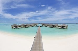 Maldives-Male, Hôtel Paradise Island Resort - Water Villa 5*