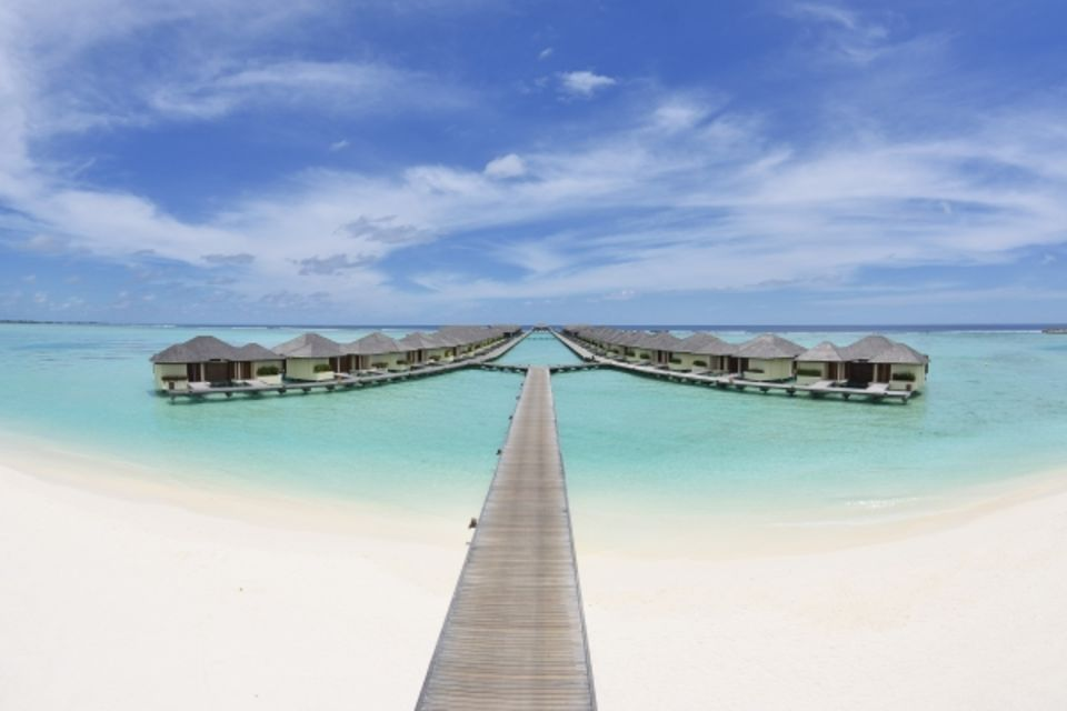 Hôtel Paradise Island Resort - Water Villa Male Maldives