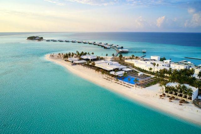 Maldives : Hôtel RIU Atoll