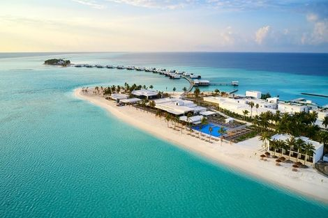Maldives-Male, Hôtel RIU Atoll 4*