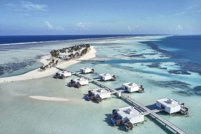 Maldives : Hôtel Riu Palace Maldivas