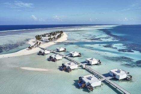 Maldives-Male, Hôtel Riu Palace Maldivas 5*