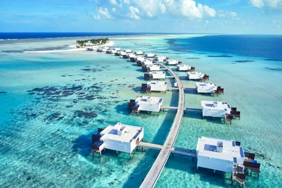 Hôtel Riu Palace Maldivas Male Maldives