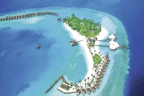 Maldives-Male, Hôtel SAFARI ISLAND RESORT 4*