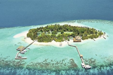 Maldives-Male, Hôtel Smartline Eriyadu 3*