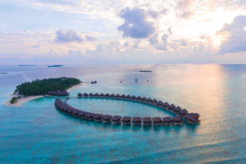Hôtel Sun Aqua Vilu Reef Male Maldives