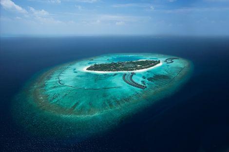 Maldives-Male, Hôtel The Sun Siyam Iru Fushi 5*