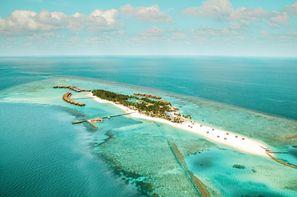 Maldives-Male, Hôtel Veligandu Island Resort & Spa 5*