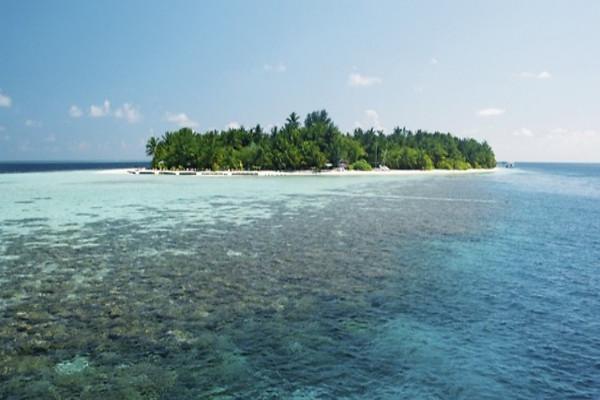 Vue panoramique - Vilamendhoo Island Resort & Spa Hôtel Vilamendhoo Island Resort & Spa4* Male Maldives