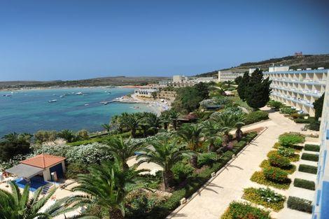 Malte-La Valette, Hôtel Mellieha Bay 4*