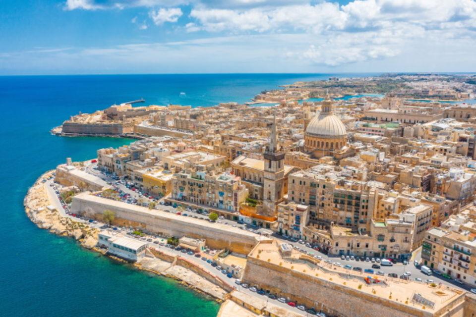 Hôtel Preluna & Forfait 4 excursions Bassin Méditerranéen Malte