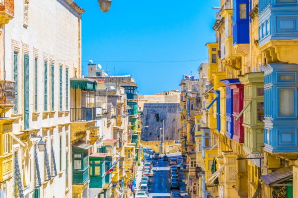 Hôtel Gillieru & Forfait 4 excursions Bassin Méditerranéen Malte