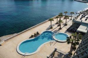 Malte-La Valette, Hôtel Cavalieri Art Hotel 4*