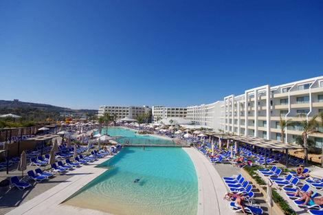 Malte-La Valette, Hôtel Db Seabank Resort & Spa 4*