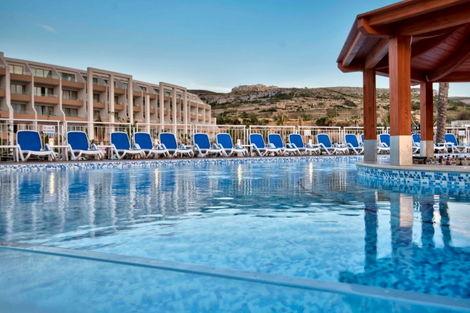 Malte : Hôtel Db Seabank Resort & Spa