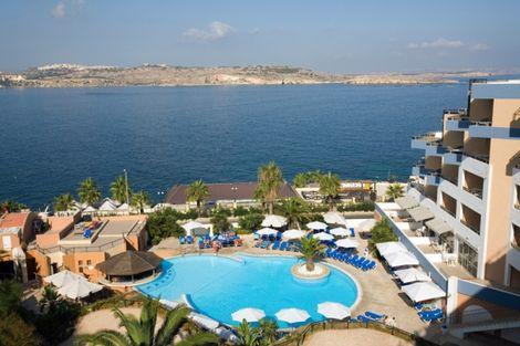 Malte-La Valette, Hôtel Dolmen Resort & Spa 4*