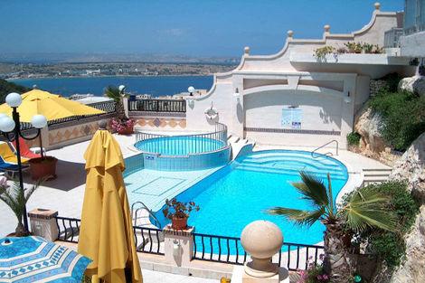 Malte-La Valette, Hôtel Pergola & Spa 4*