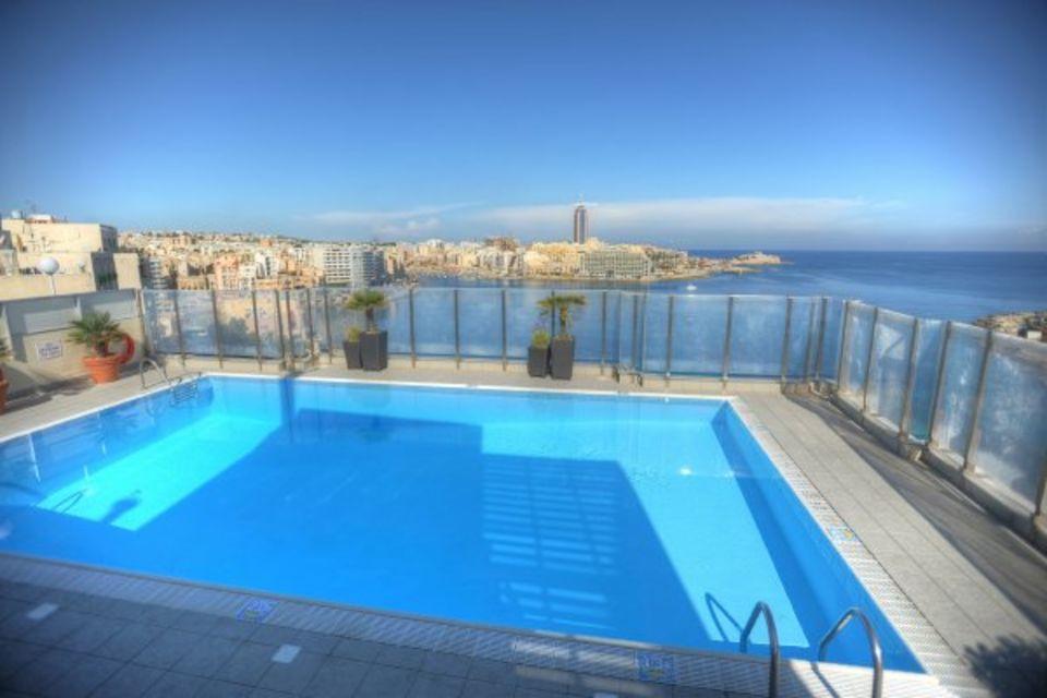 Hôtel Plaza Bassin Méditerranéen Malte