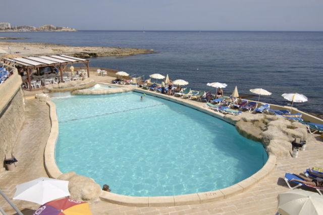 Malte : Hôtel Preluna