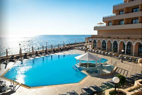 Malte-La Valette, Hôtel Radisson Blu St Julian's Resort 5*