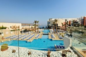 Malte-La Valette, Hôtel San Antonio Hotel & Spa 4*