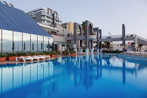 Malte-La Valette, Hôtel Seashells Resort at Suncrest 4*