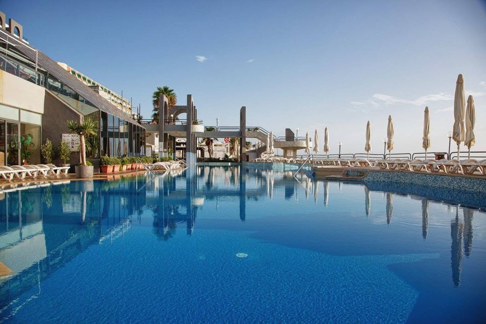 Hôtel Seashells Resort at Suncrest La Valette Malte
